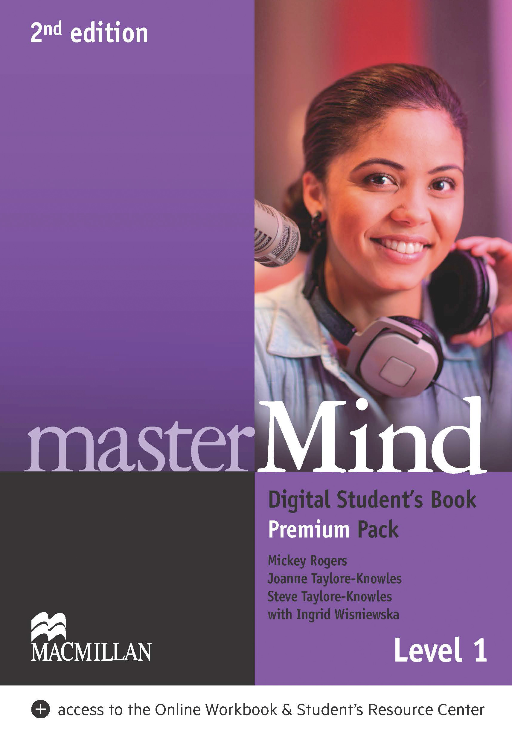 masterMind 2nd Edition Level 1 Digital Student