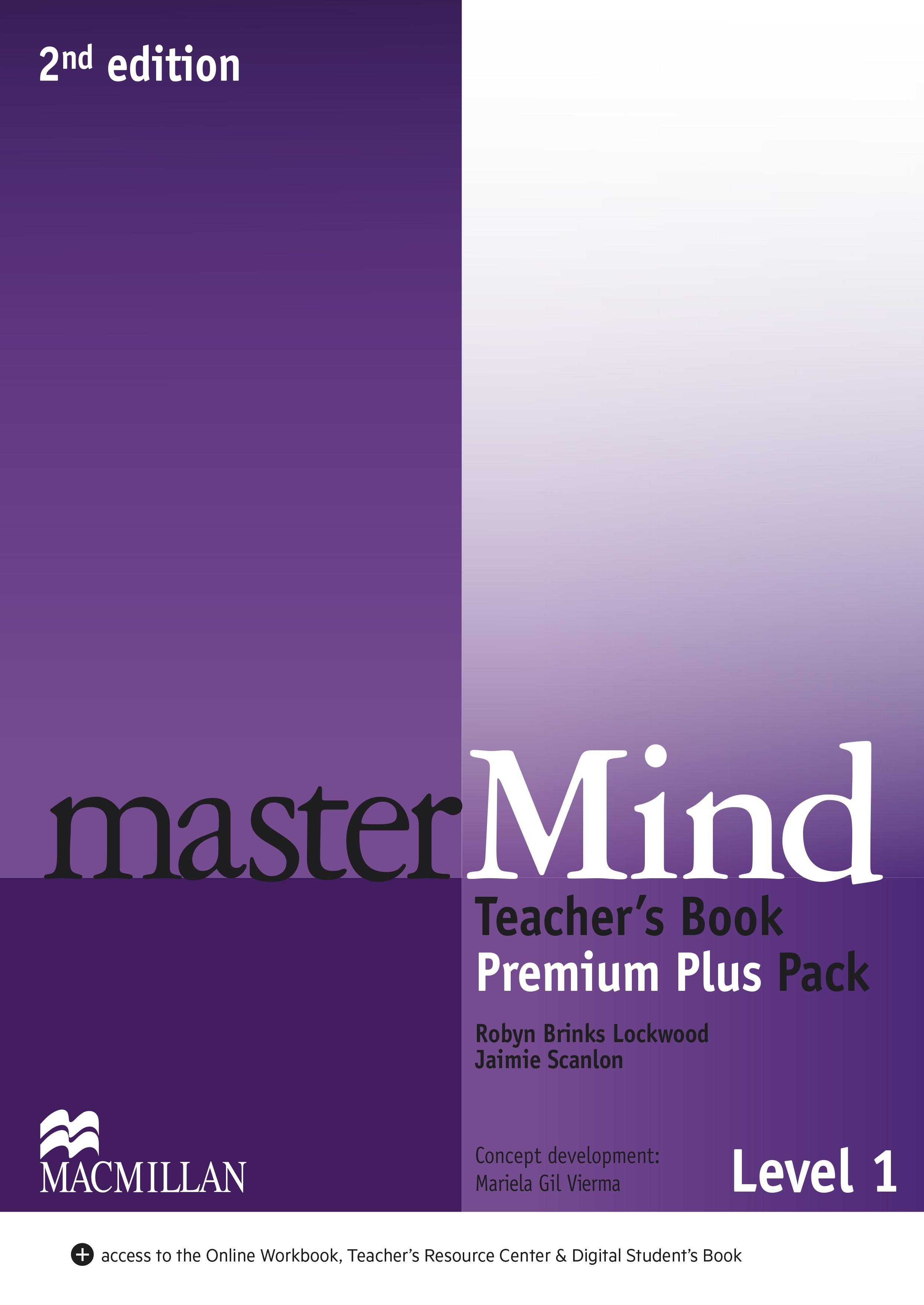 masterMind 2nd Edition Level 1 Teacher