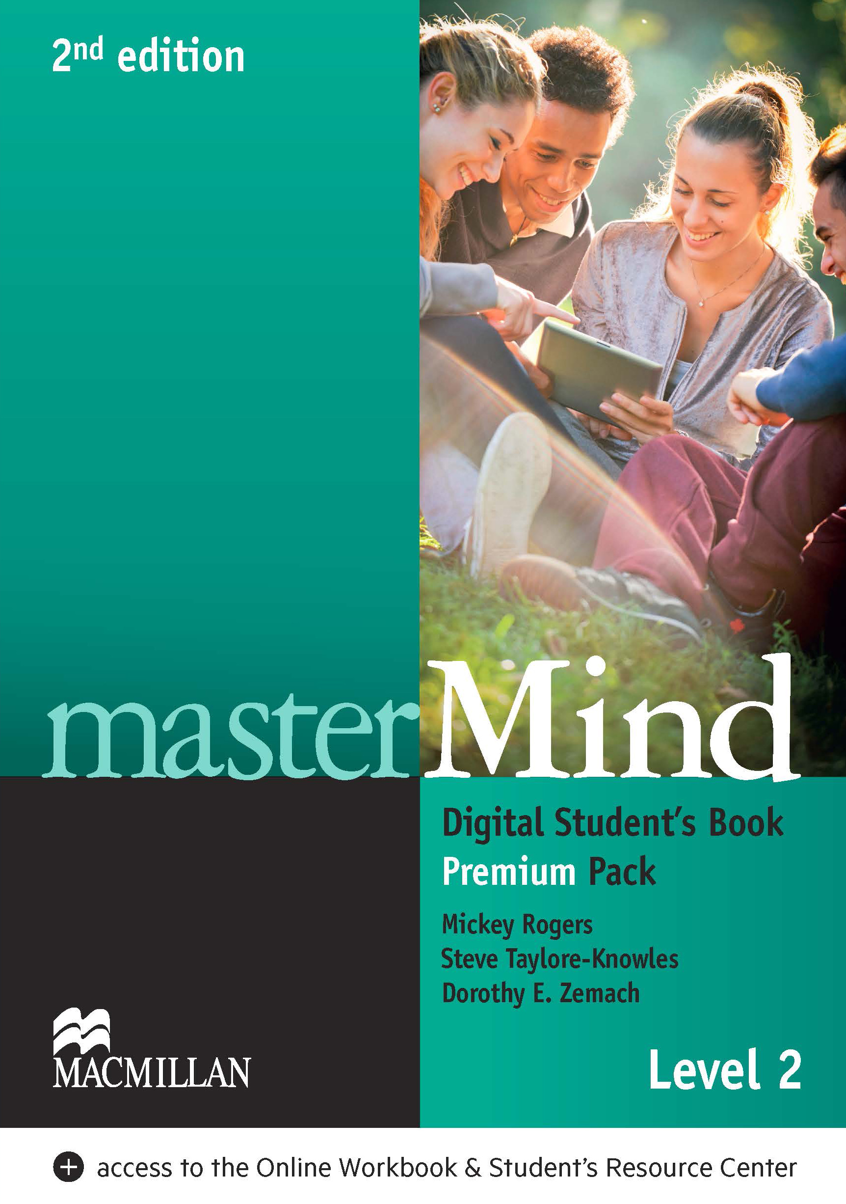 masterMind 2nd Edition Level 2 Digital Student