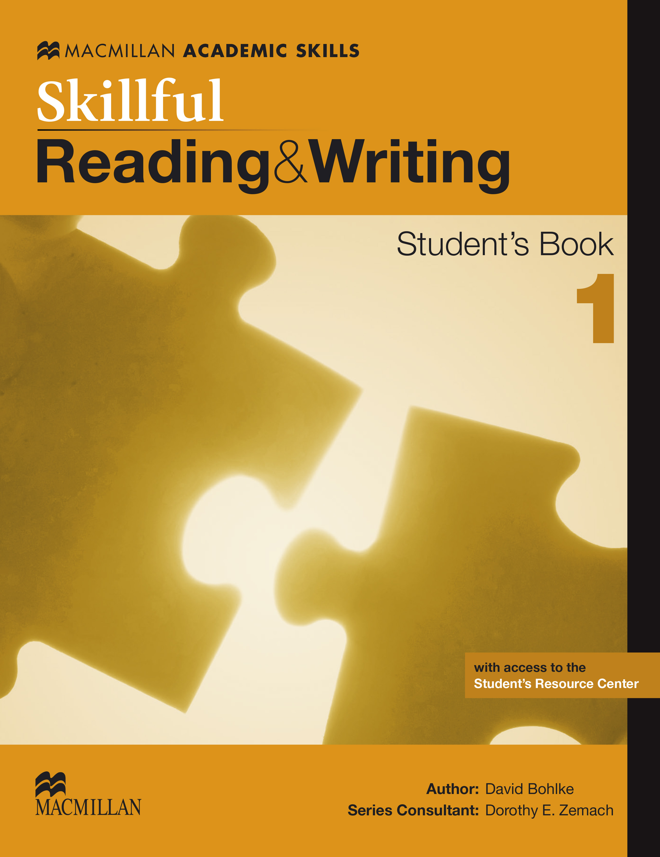 Skillful Level 1 Reading & Writing Student