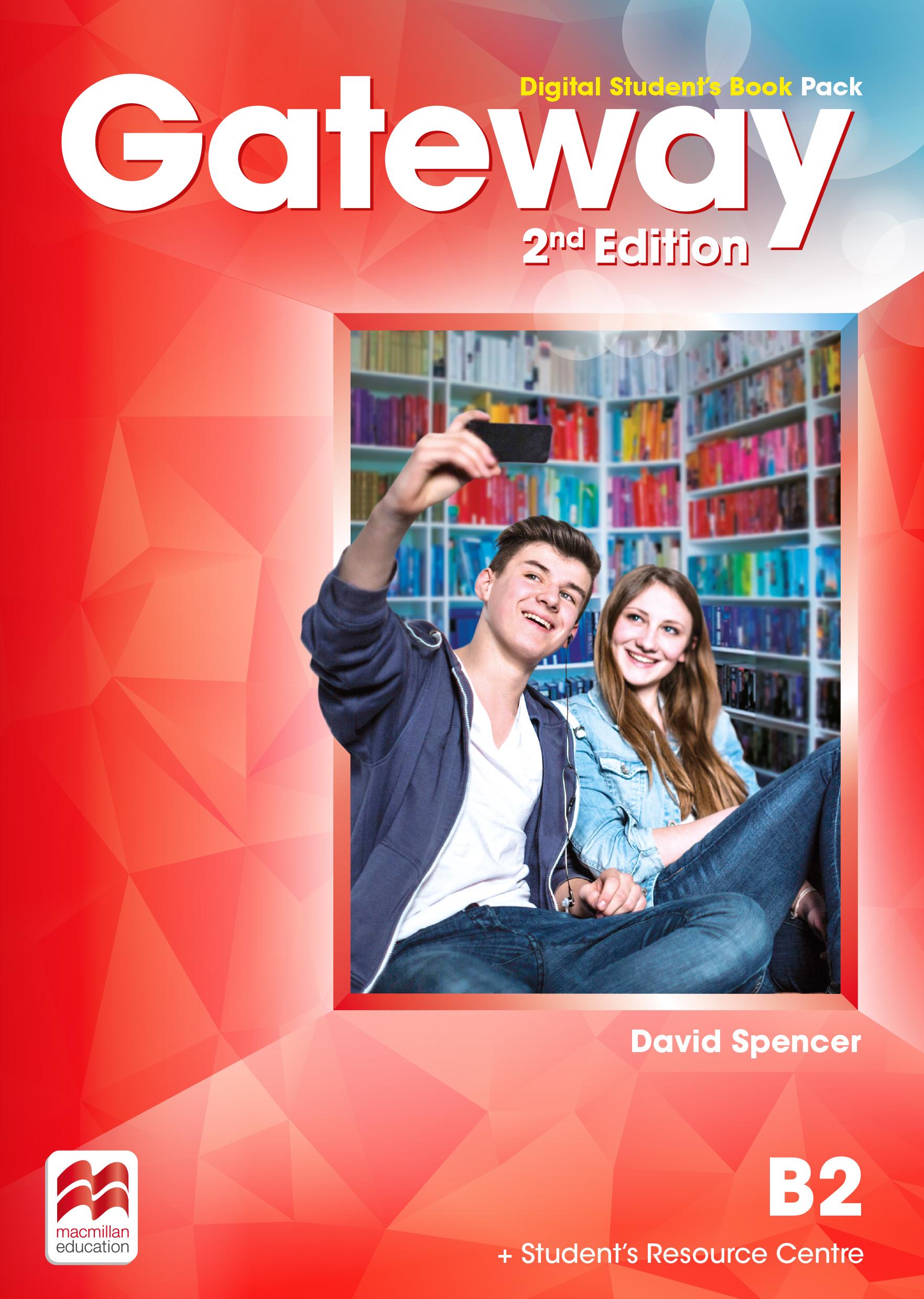 Gateway 2nd Edition B2 Digital Student