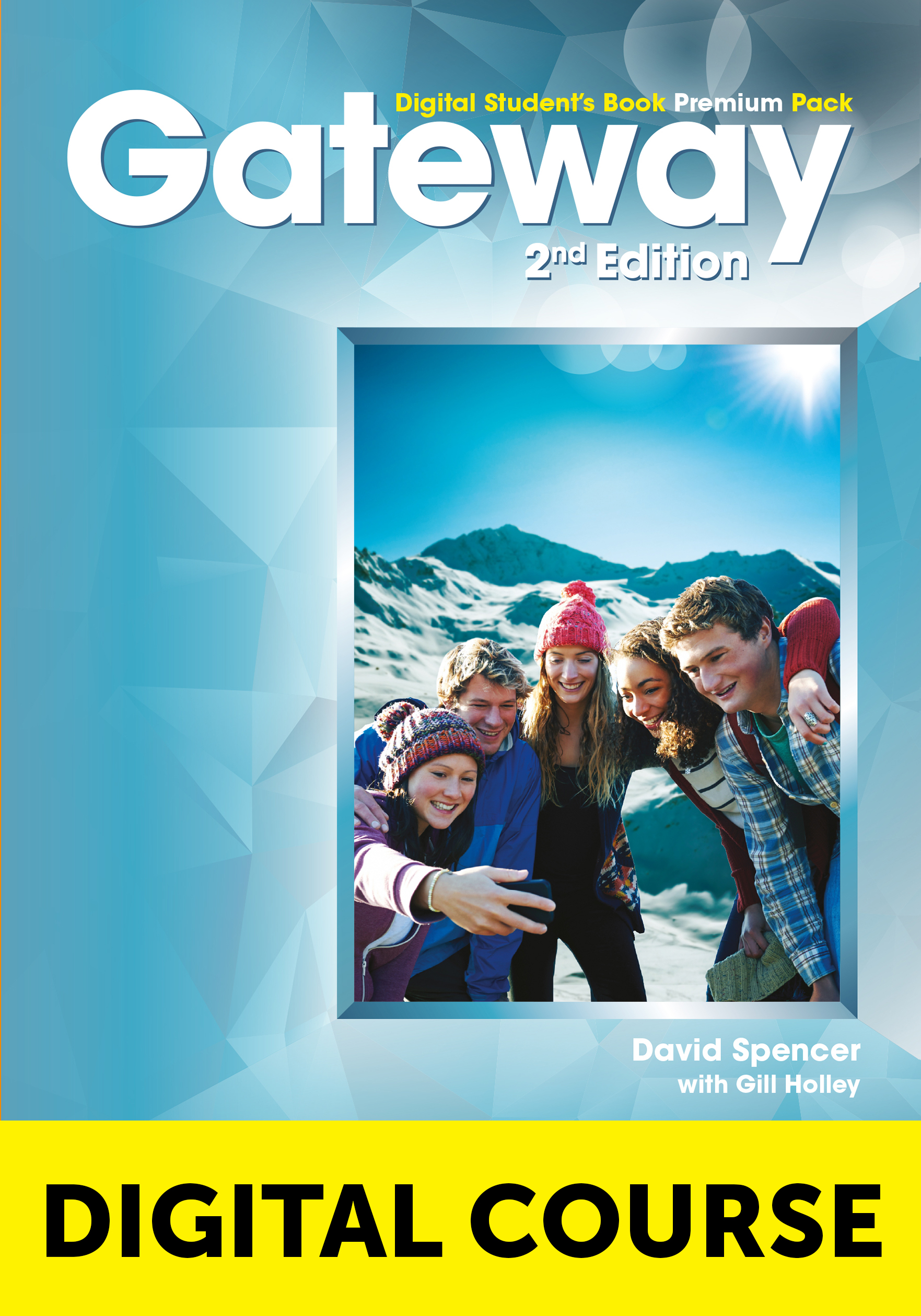 Gateway 2nd Edition B2+ Digital Student
