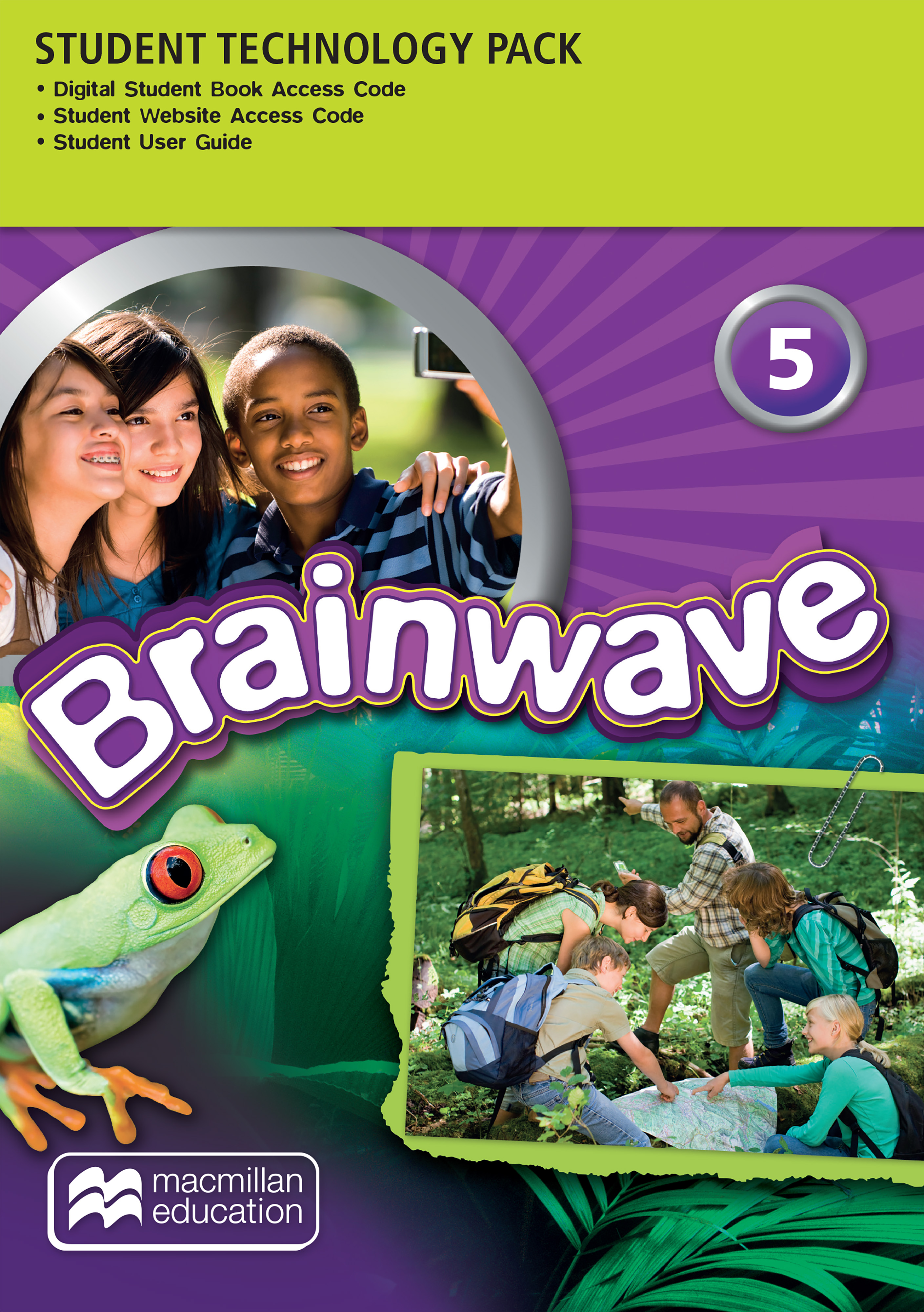 Brainwave 5 Student Technology Pack