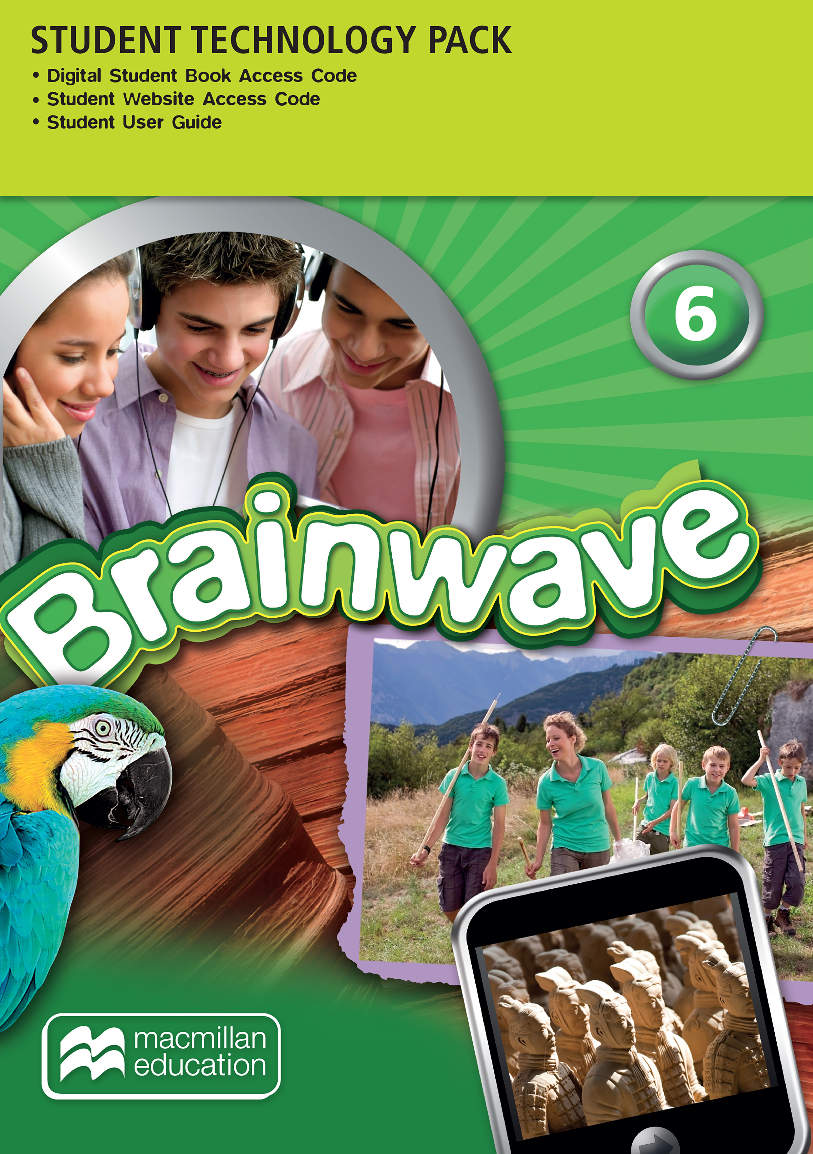 Brainwave 6 Student Technology Pack