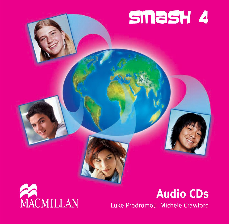 Smash 4 Class Audio CD International x2