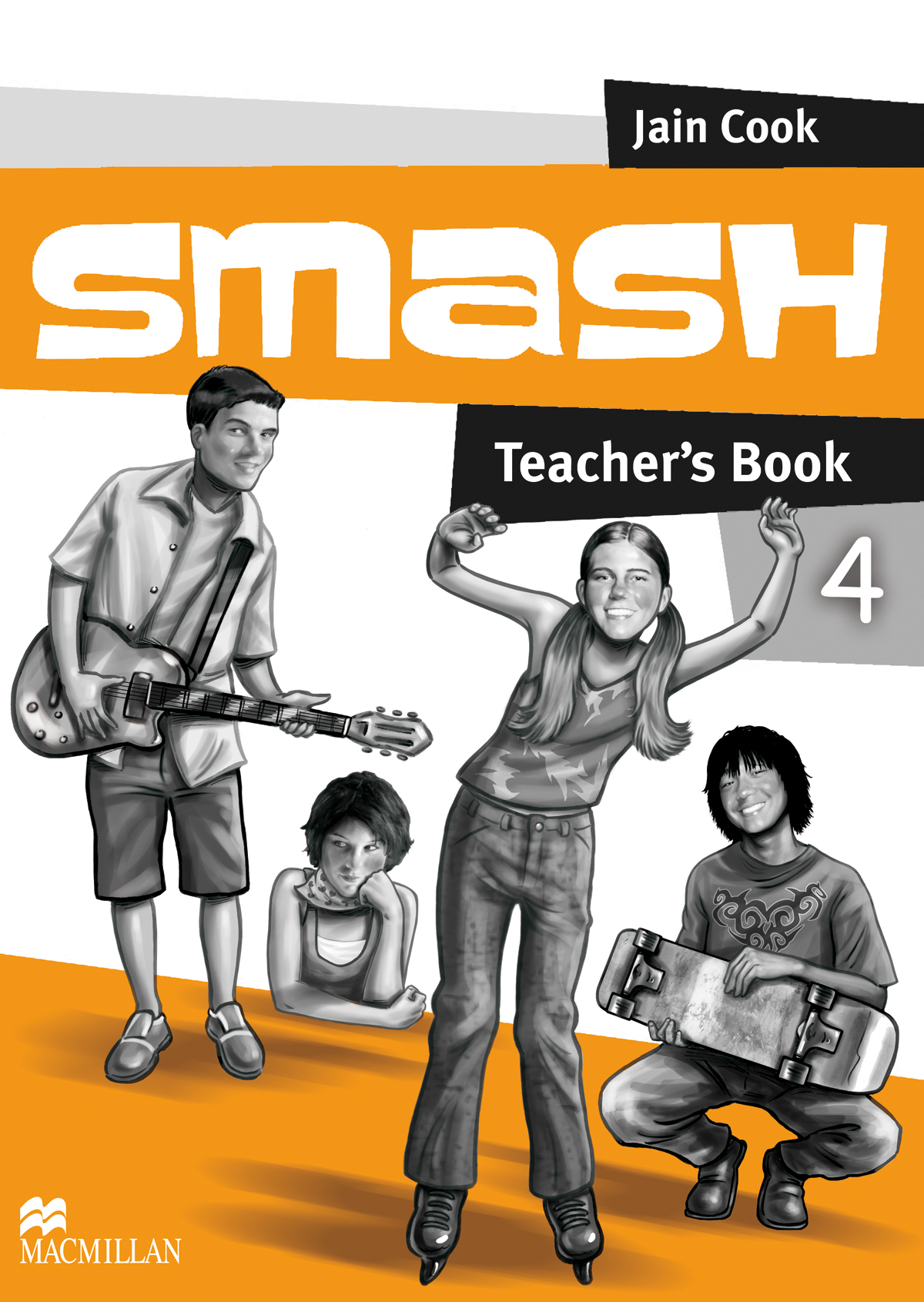 Smash 4 Teachers Book International