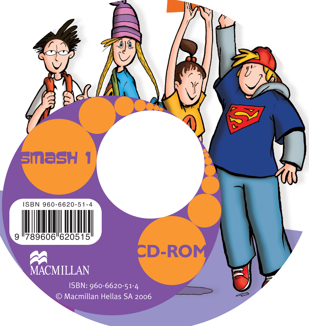 Smash 1 CD ROM International
