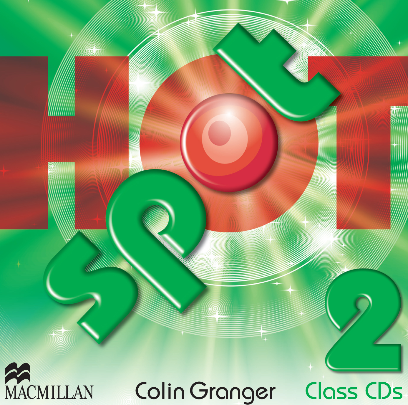 Hot Spot 2 Class Audio CDs