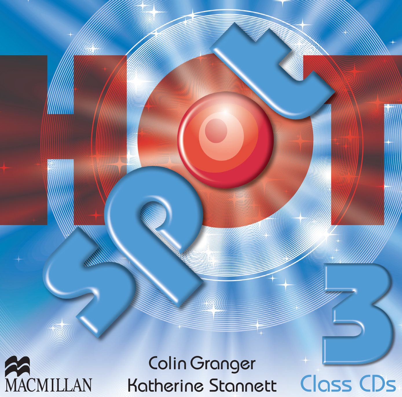 Hot Spot 3 Class Audio CDs