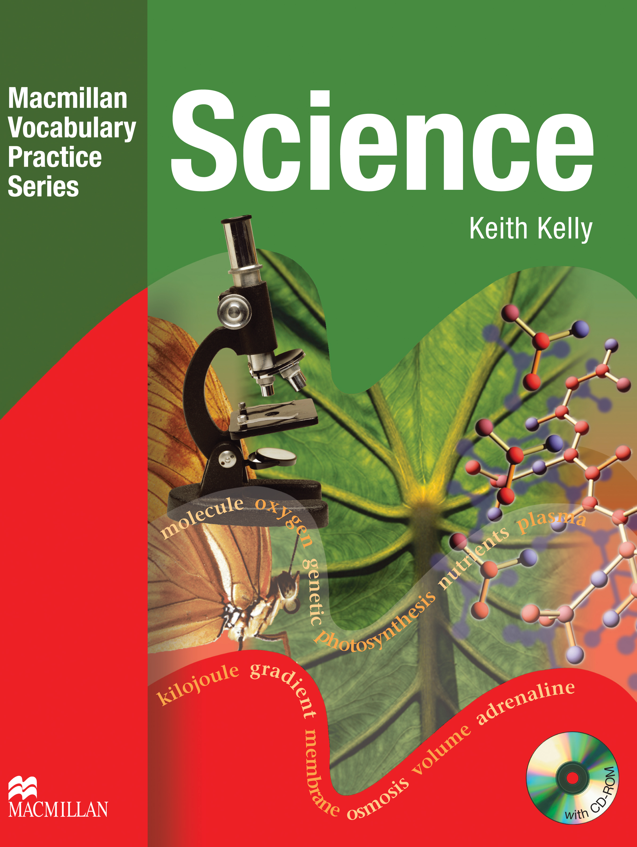 Vocabulary Practice Series Science + CD-ROM without Key