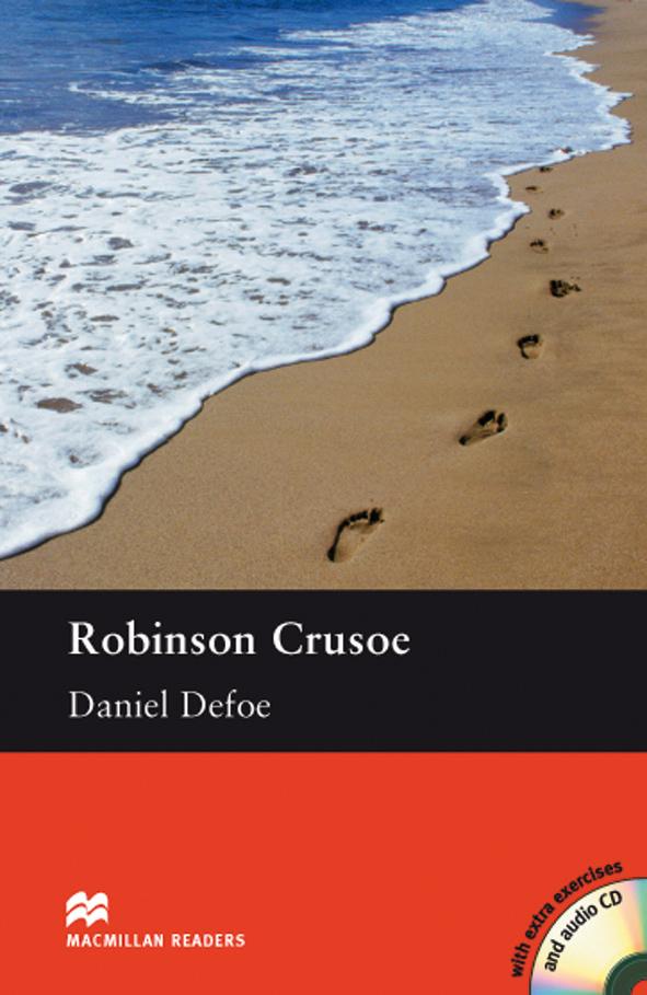 Macmillan Readers: Robinson Crusoe Pack