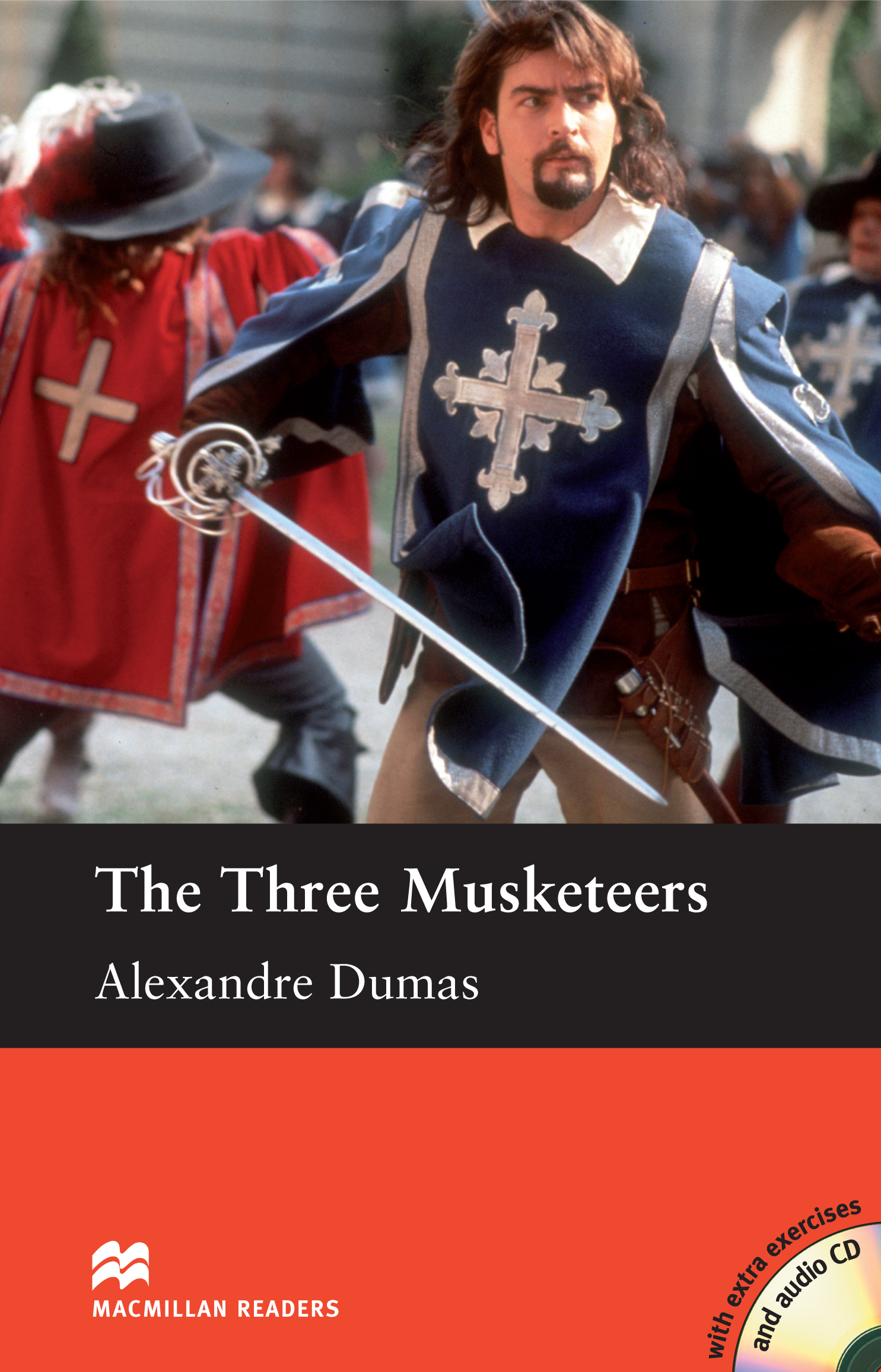 Macmillan Readers: The Three Musketeers Pack
