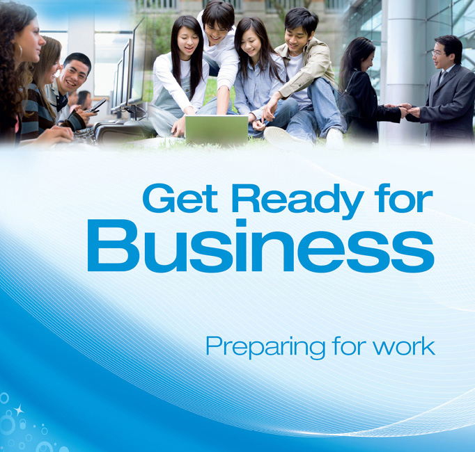 Get Ready for Business 1 Audio CD