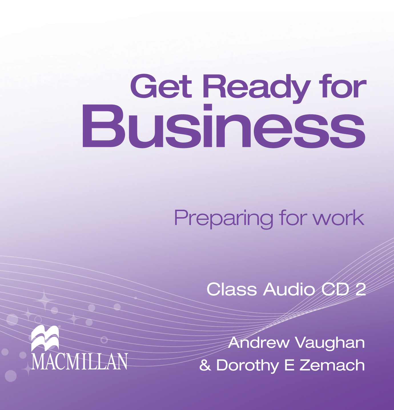 Get Ready for Business 2 Audio CD
