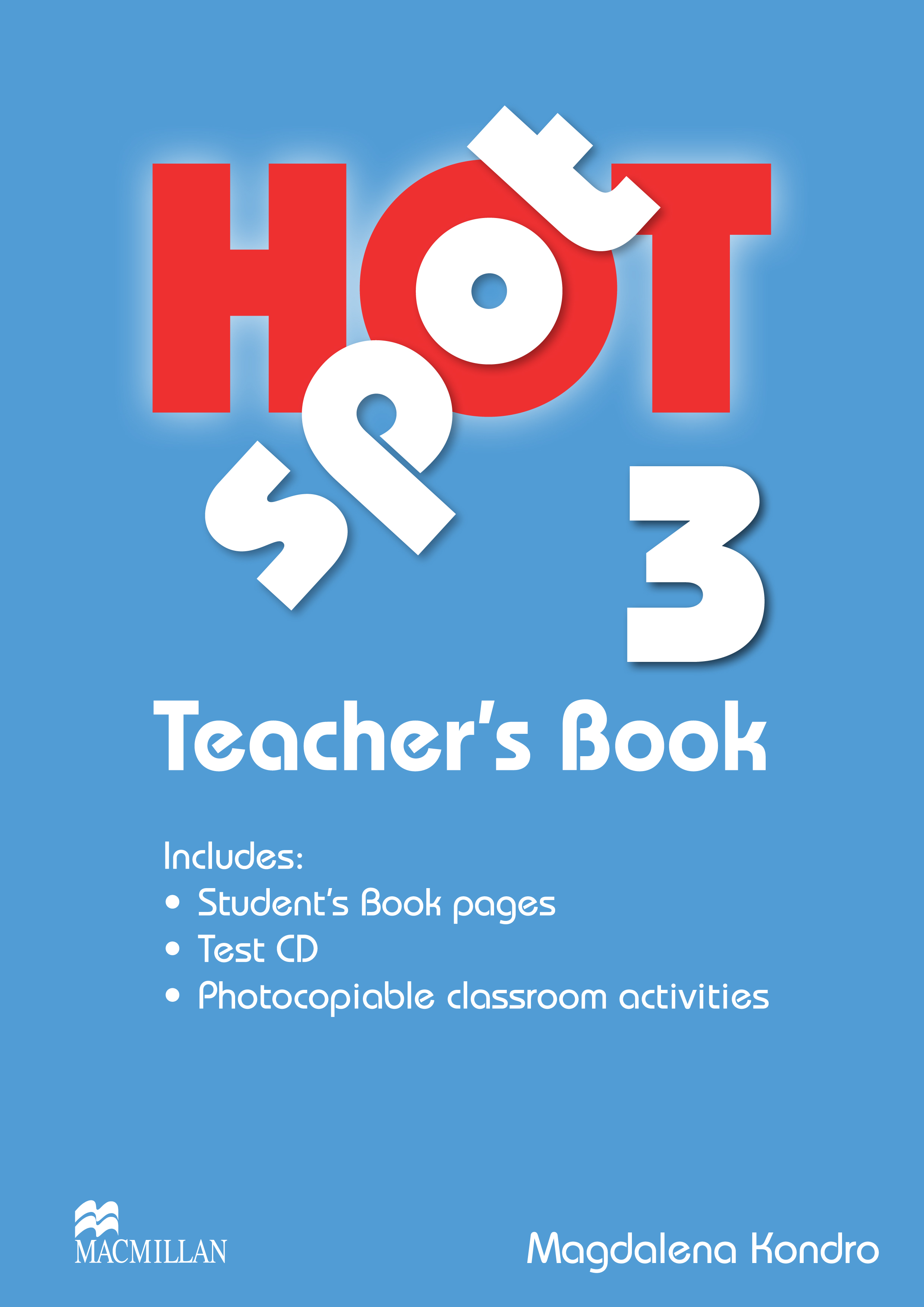 Hot Spot 3 Teacher
