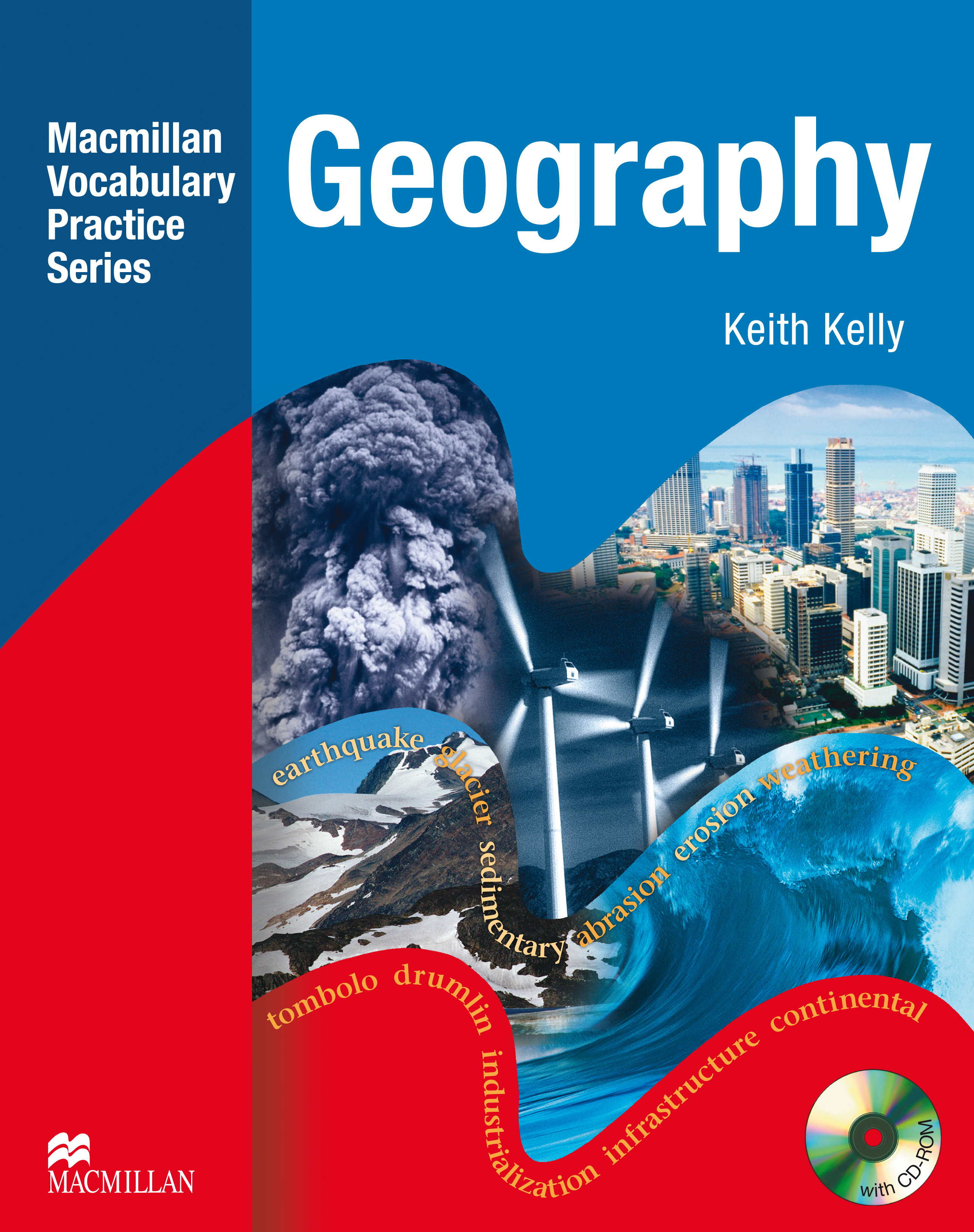 Vocabulary Practice Series Geography + CD-ROM without Key