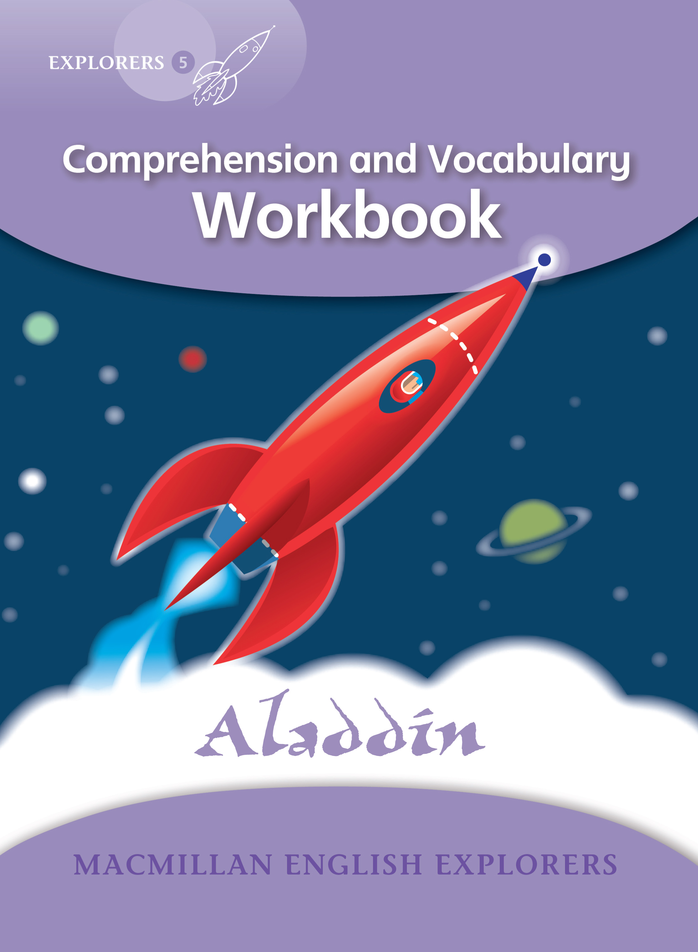 Explorers 5: Aladdin Workbook