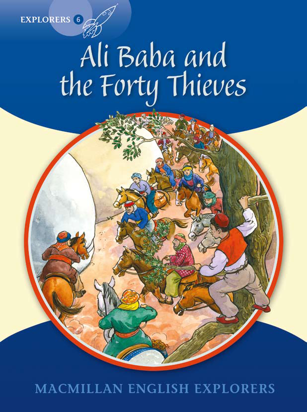 Explorers 6: Ali Baba and the Forty Thieves