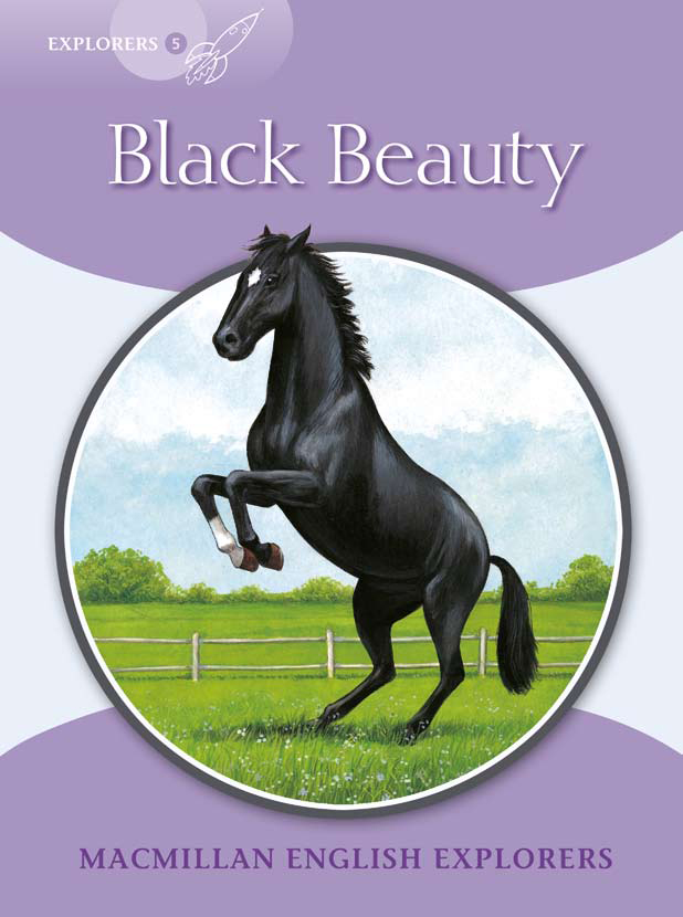Explorers 5: Black Beauty