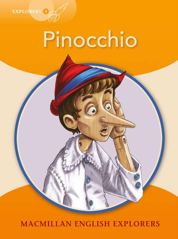 Explorers 4: Pinocchio