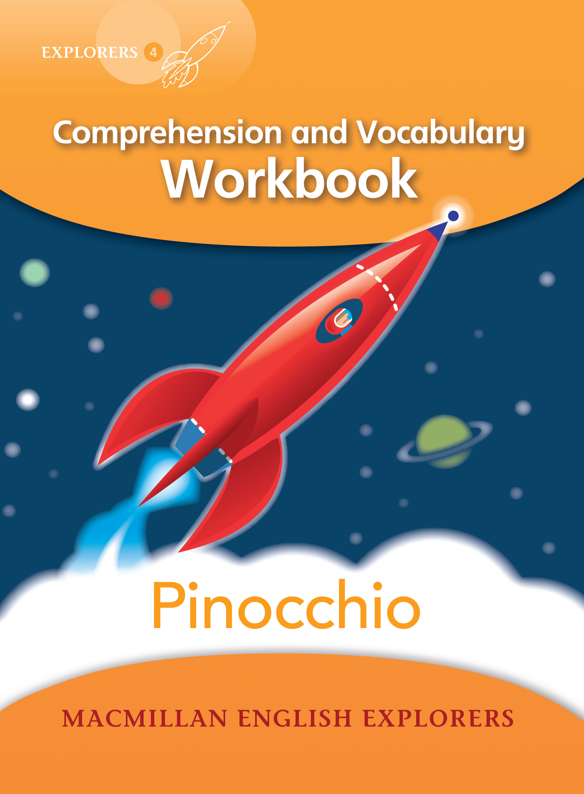 Explorers 4: Pinocchio Workbook
