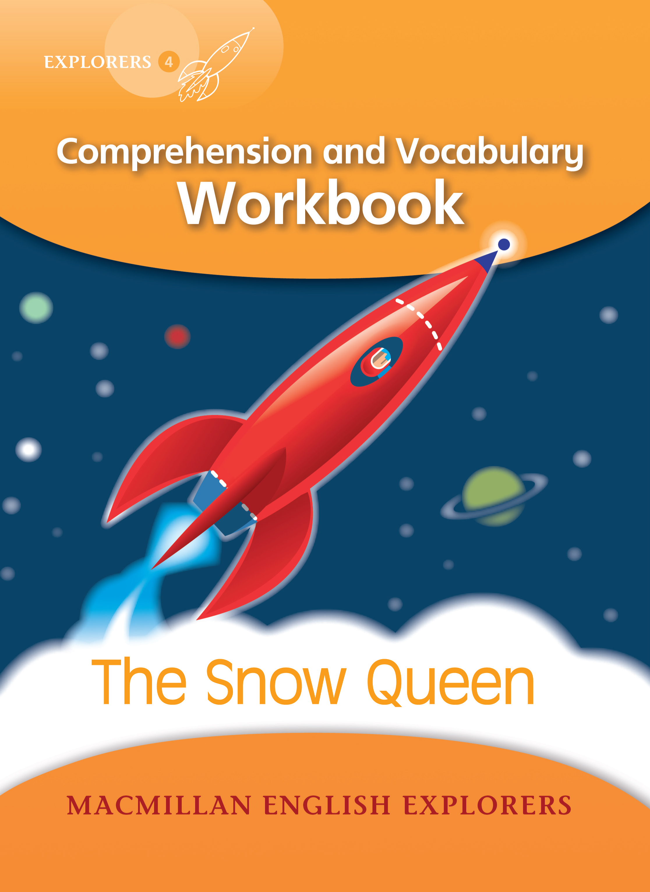 Explorers 4: The Snow Queen Workbook