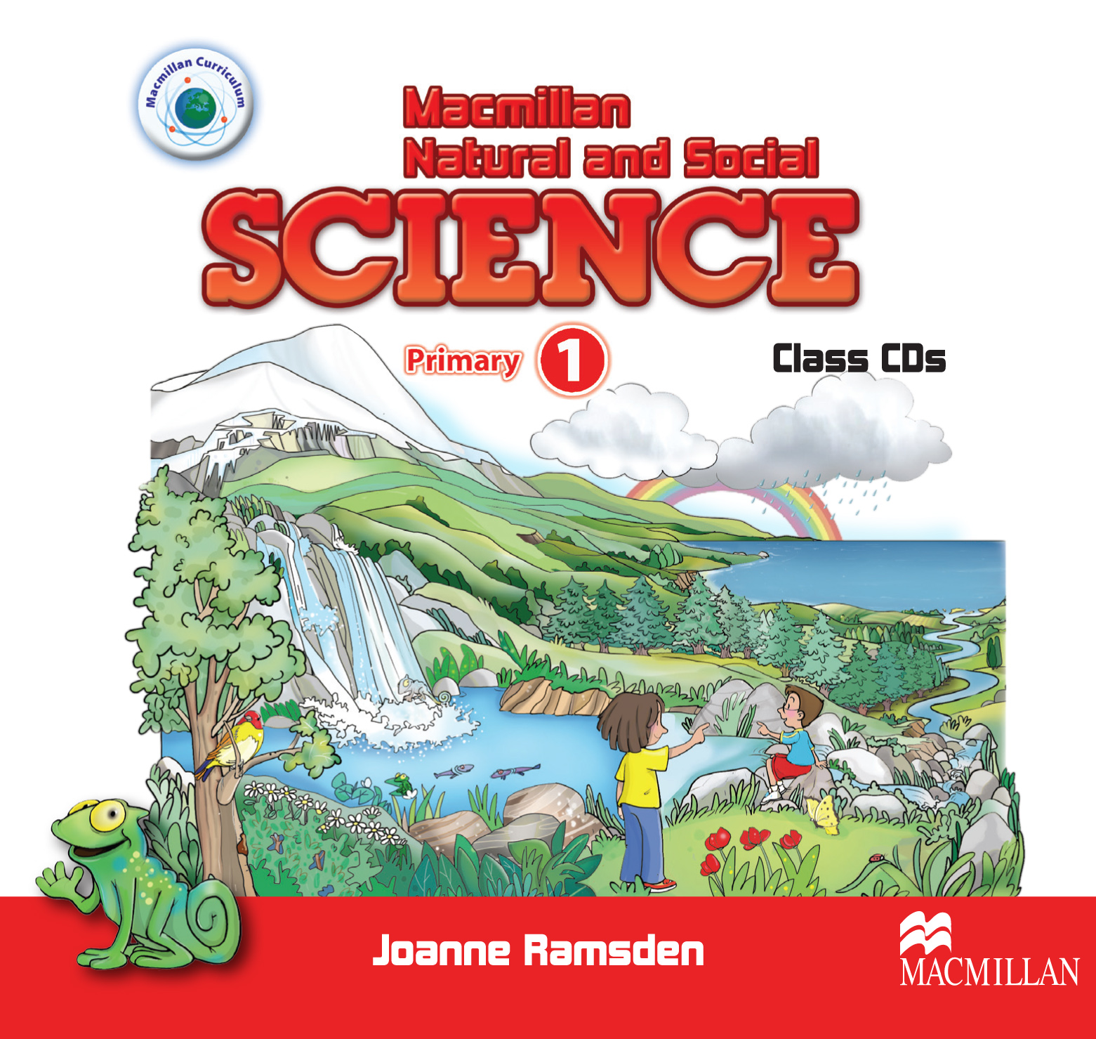 Macmillan Natural and Social Science 1 Class CD