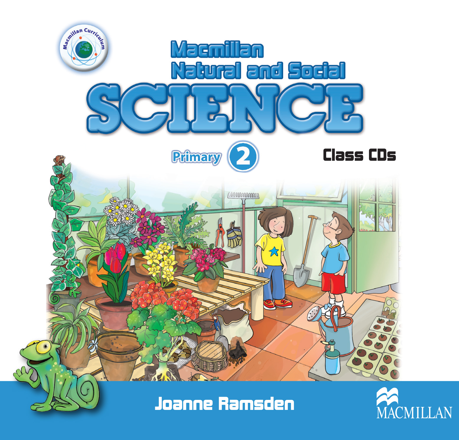 Macmillan Natural and Social Science 2 Class Audio CDS