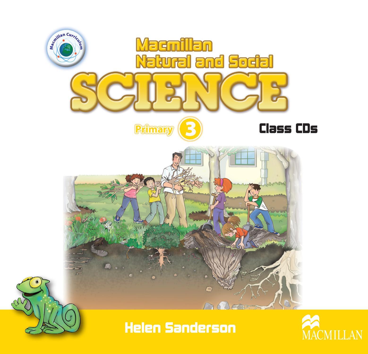 Macmillan Natural and Social Science 3 Class Audio CDS
