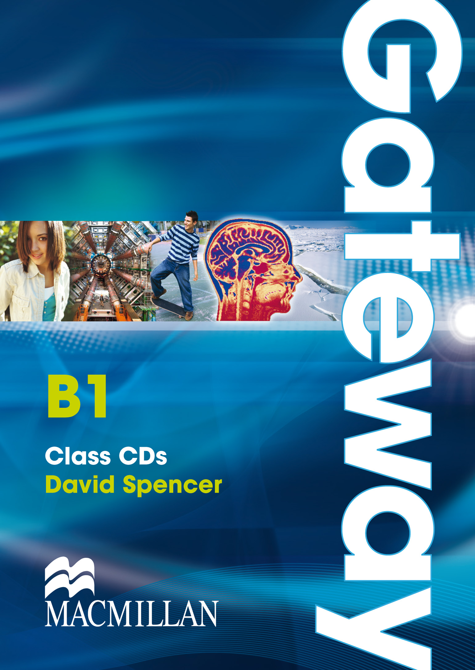 Gateway B1 Class Audio CDs