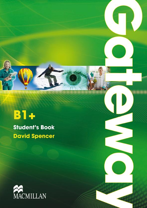 Gateway B1+ Student Book