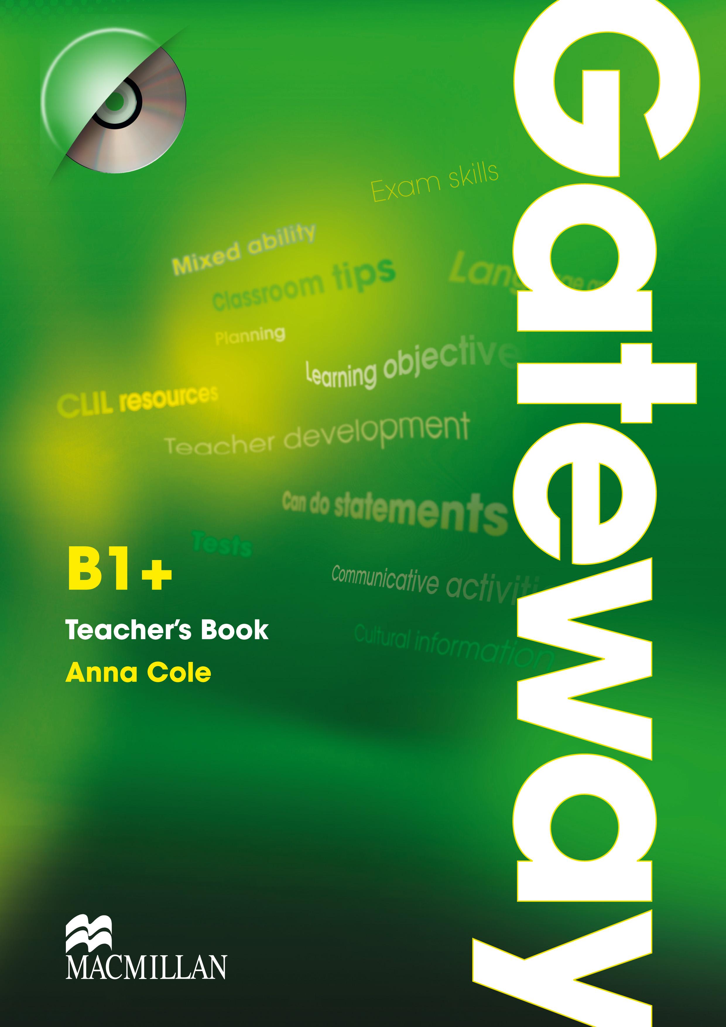 Gateway B1+ Teacher