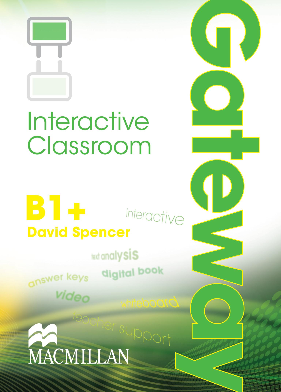 Gateway B1+ Interactive Classroom DVD Rom