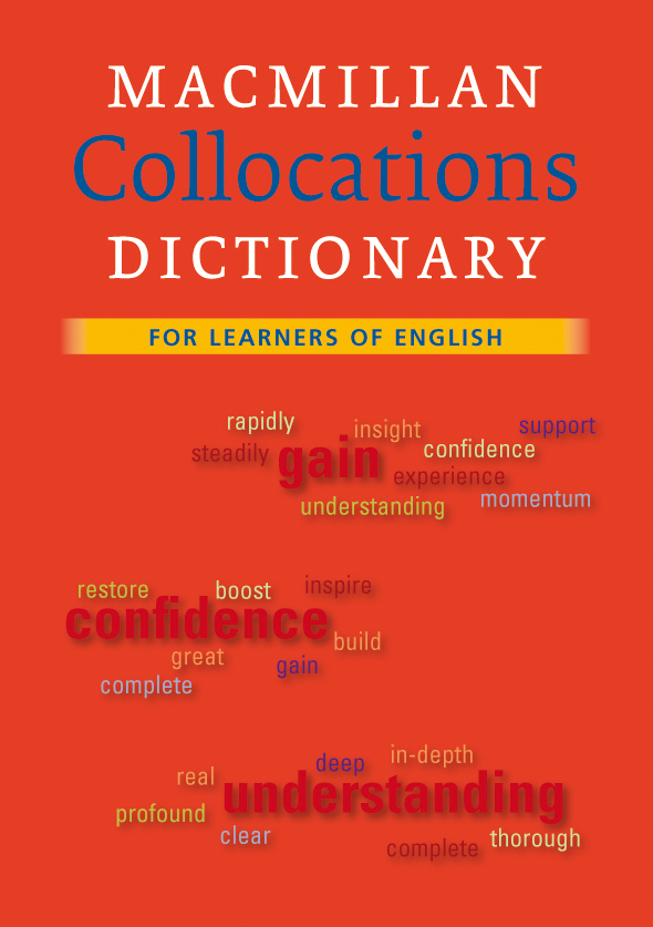 Macmillan Collocations Dictionary Paperback