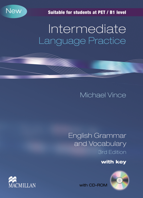 Intermediate Language Practice with CD-ROM with Key Edition