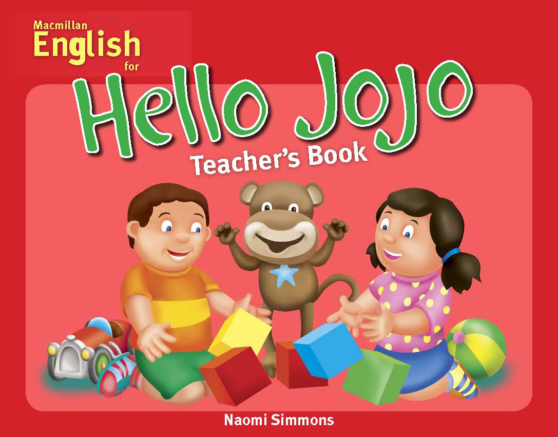 Hello JoJo Teacher