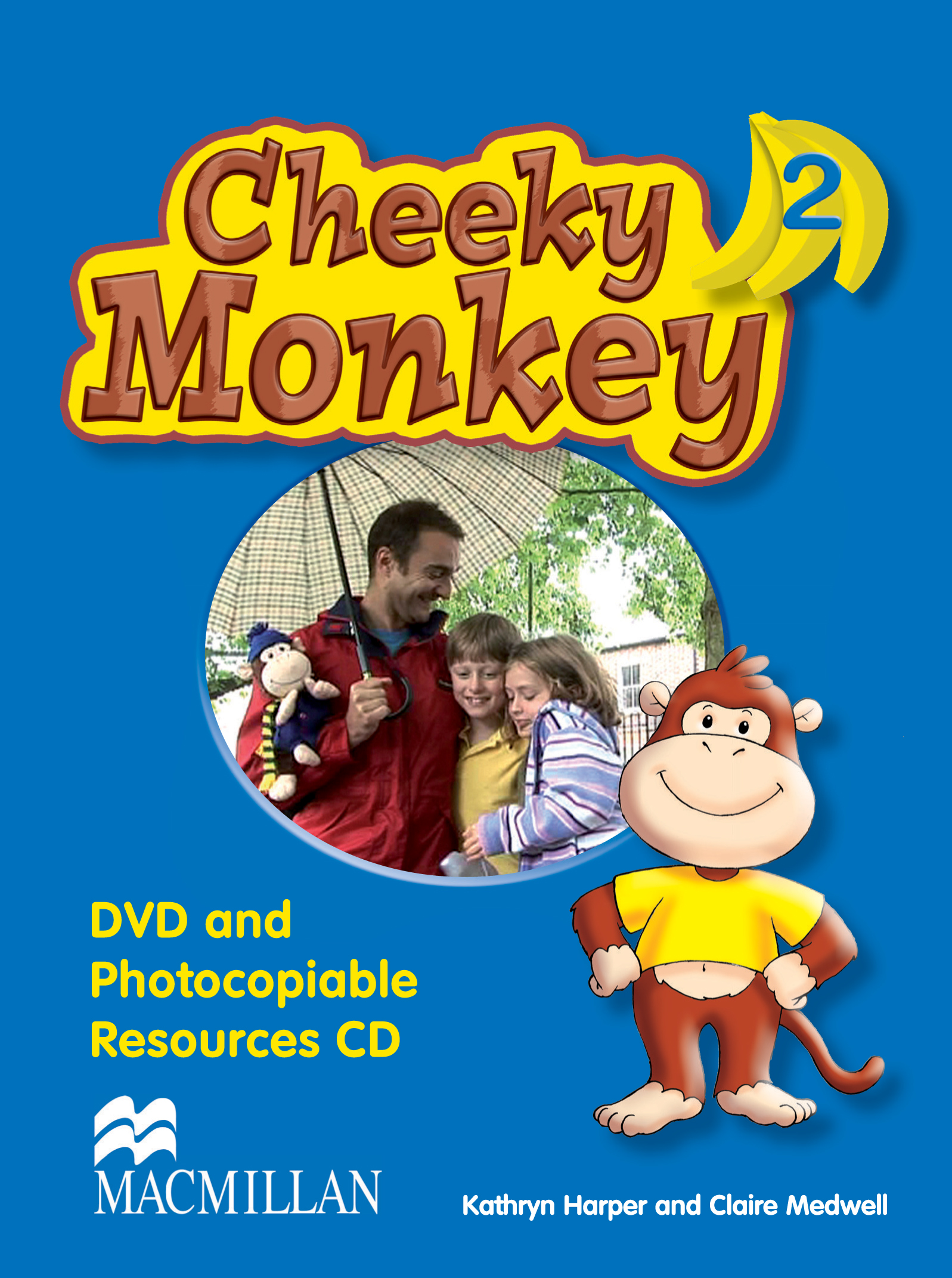 Cheeky Monkey 2 DVD and Photocopiable CD
