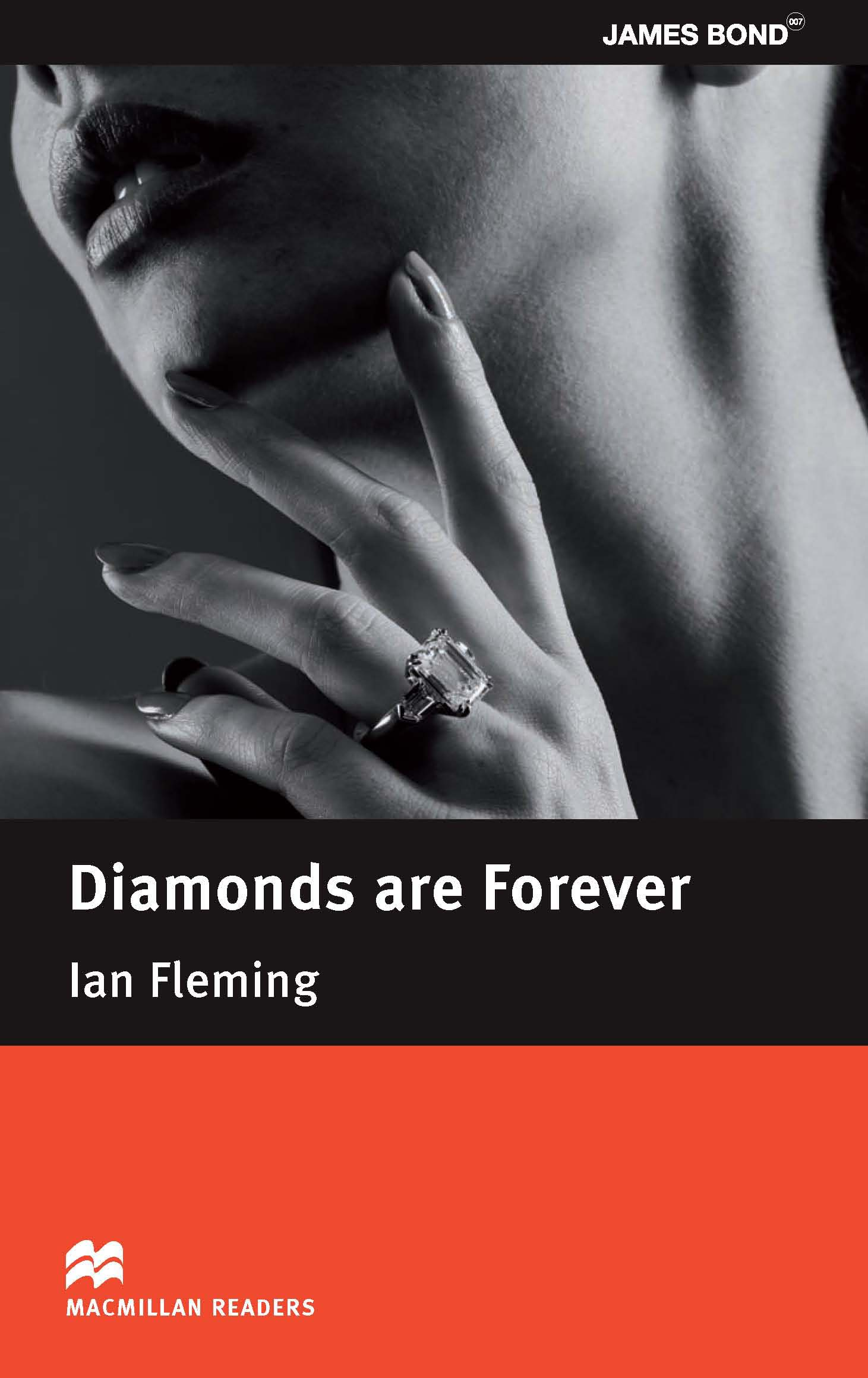 Macmillan Readers: Diamonds are Forever without CD