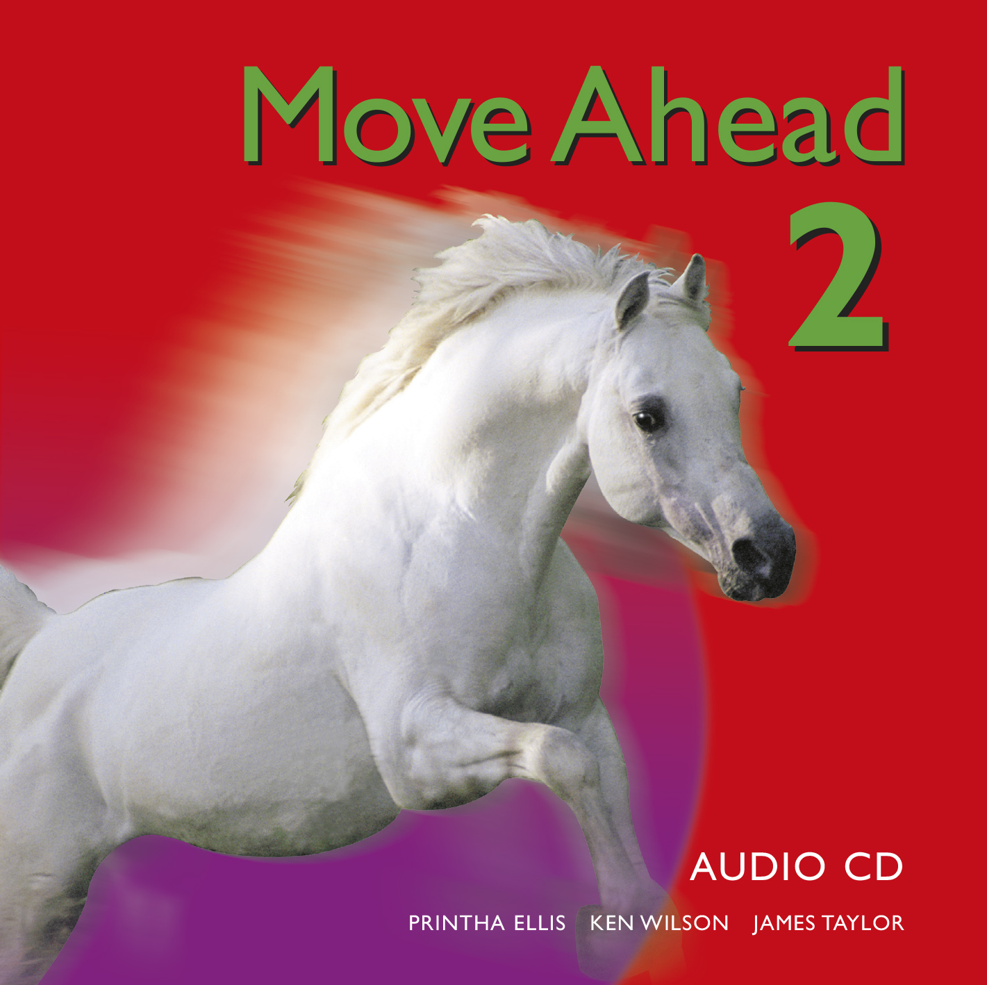 Move Ahead 2 Class Audio CD