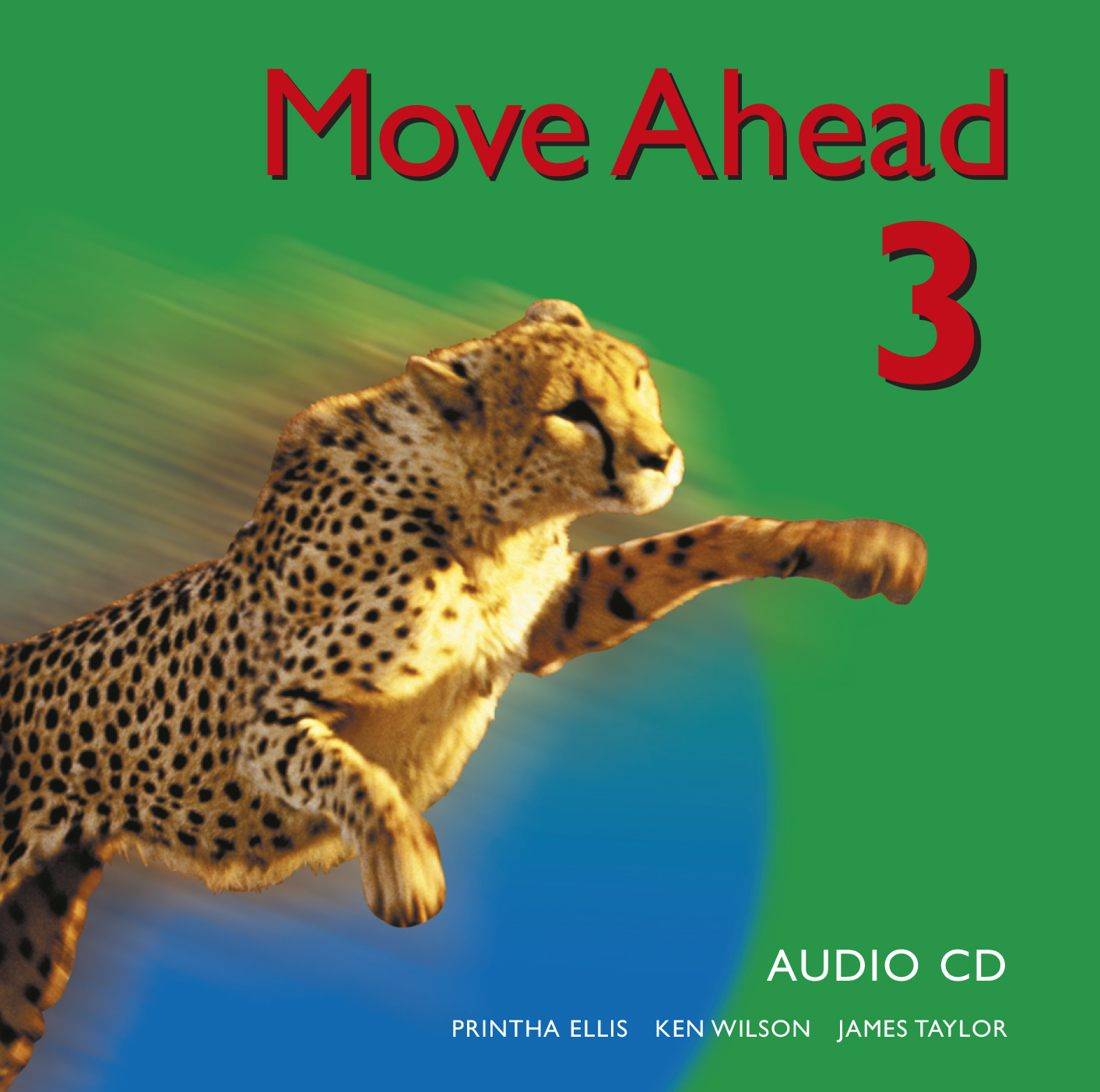 Move Ahead 3 Class Audio CD