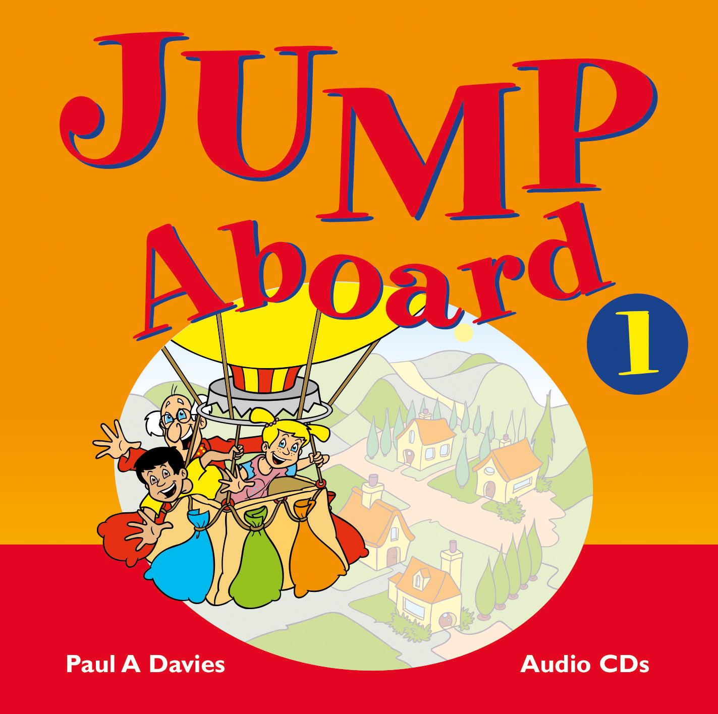 Jump Aboard 1 CDx2