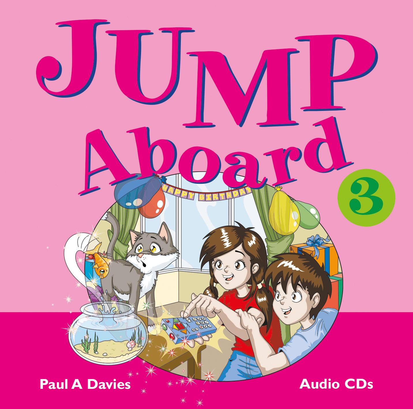 Jump Aboard 3 CDx2