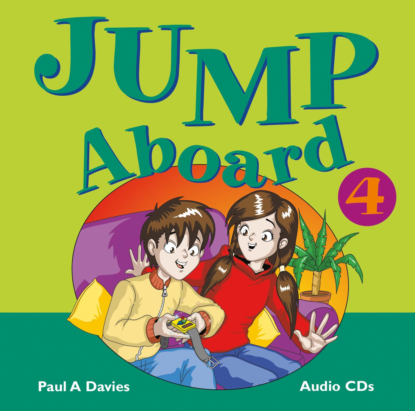 Jump Aboard 4 CD x2