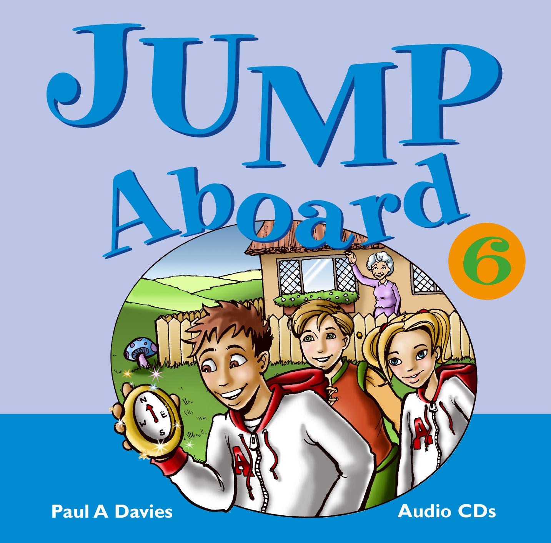Jump Aboard 6 CDx2
