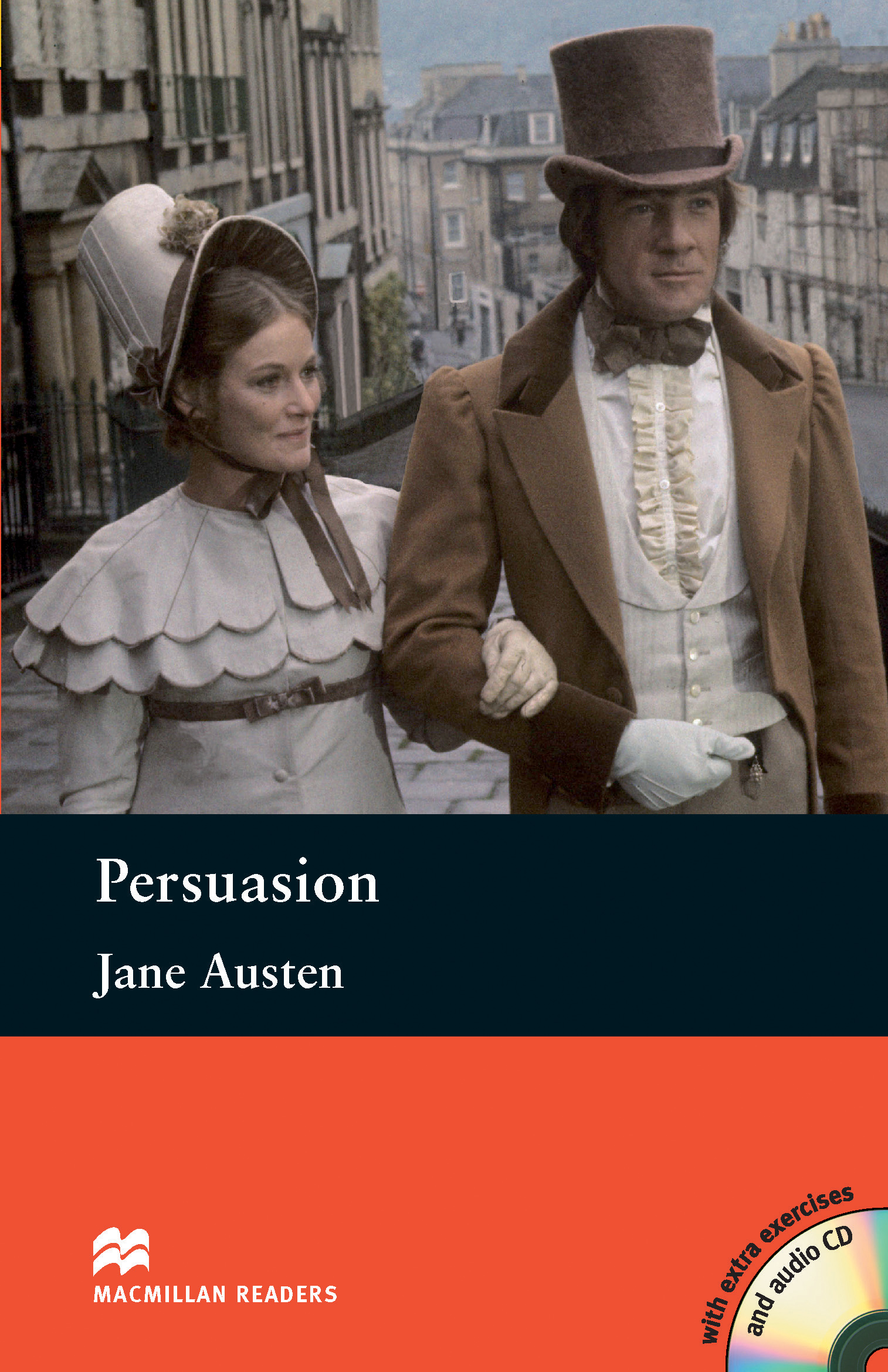 Macmillan Readers: Persuasion Pack