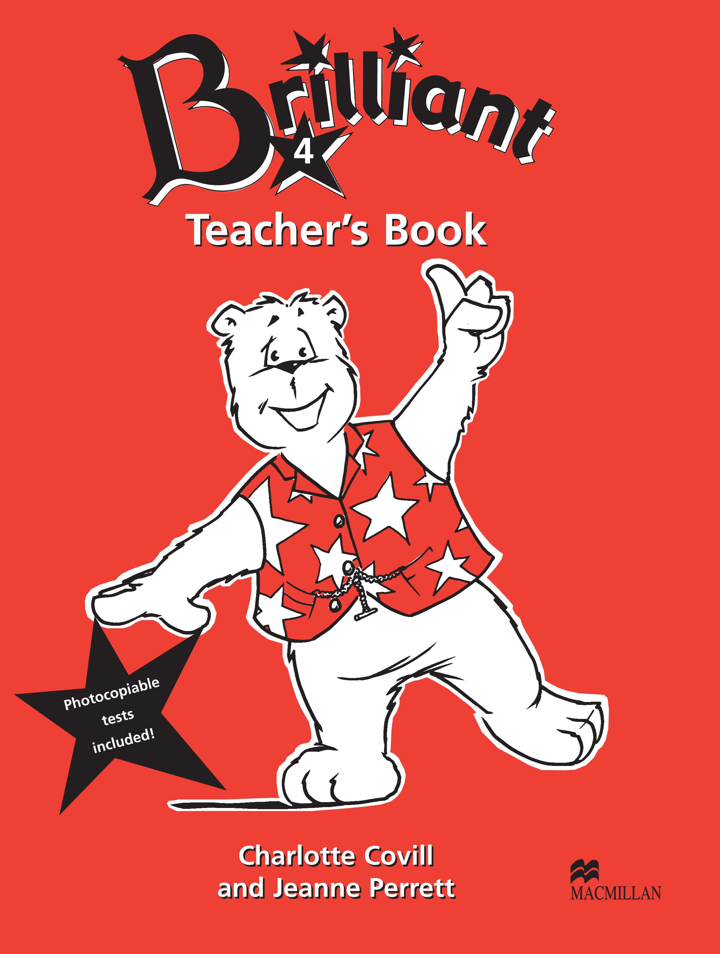 Brilliant 4 Teacher
