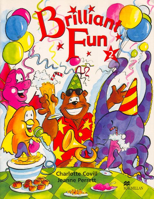 Brilliant Fun 2 Pupil