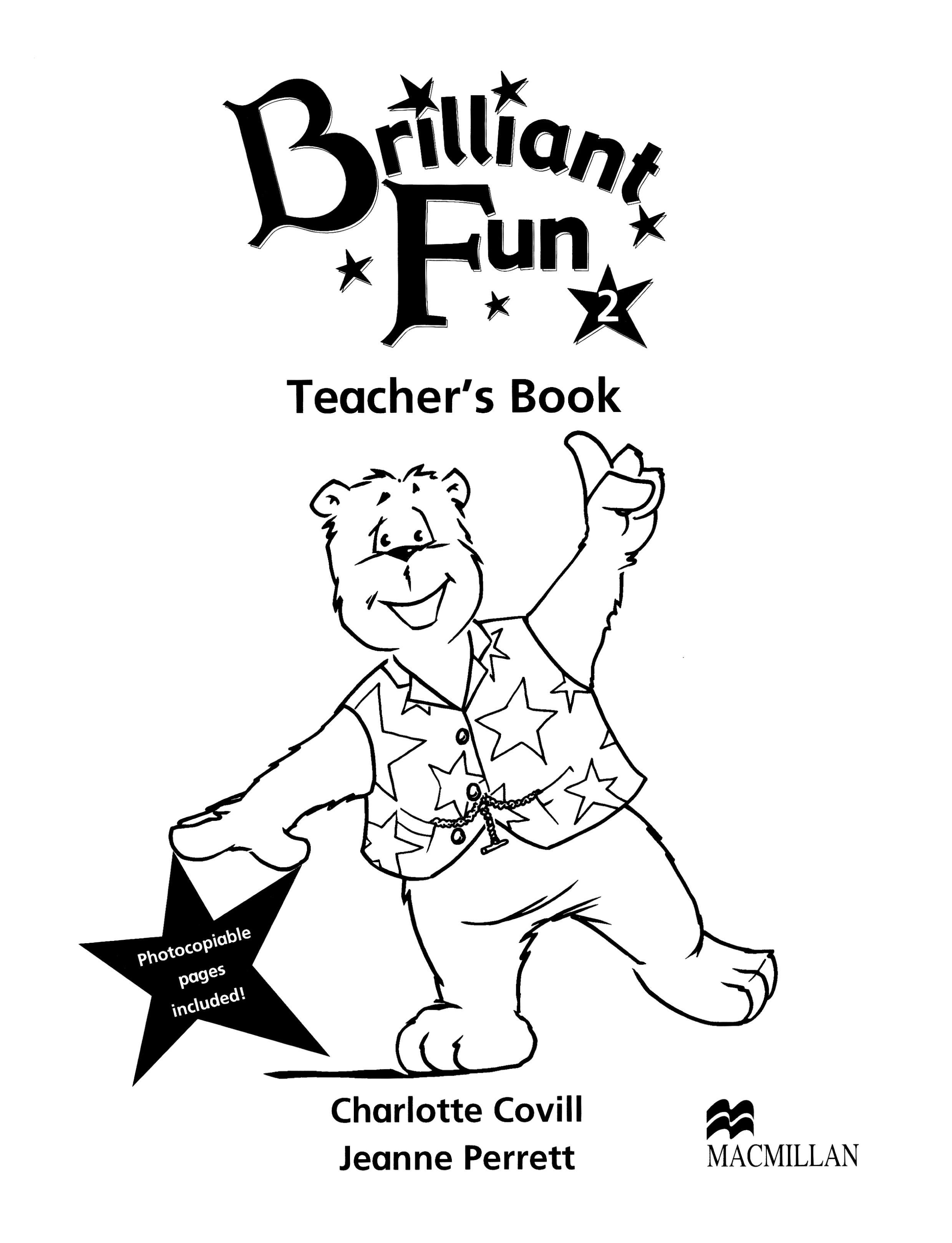 Brilliant Fun 2 Teacher