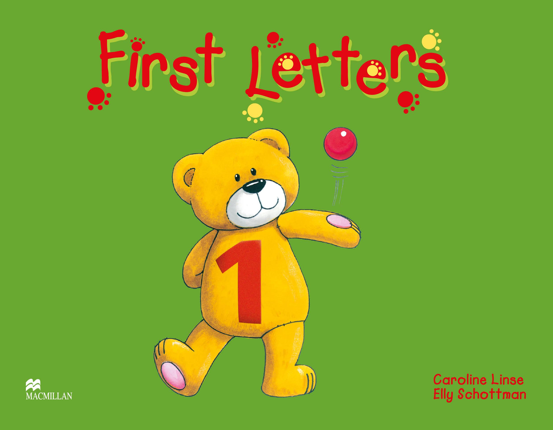 Fingerprints 1 First Letters Book