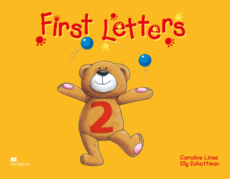 Fingerprints 2 First Letters Book